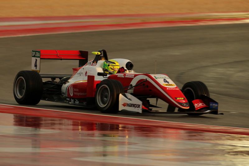 Mick Schumacher, PREMA Theodore Racing Dallara F317 - Mercedes-Benz