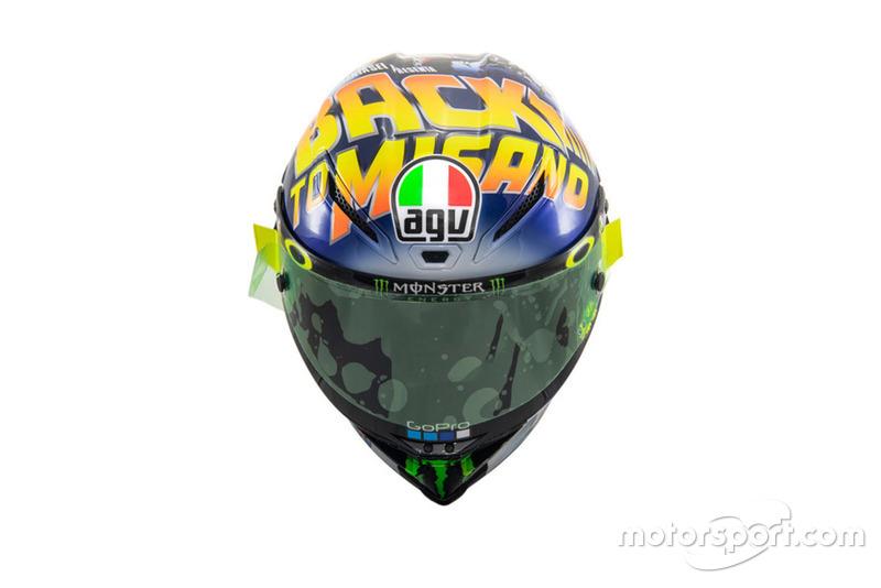 GP de San-Marino - Valentino Rossi