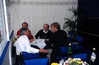 Bernie Ecclestone, Ron Dennis, McLaren, Frank Williams, Williams ve Max Mosley