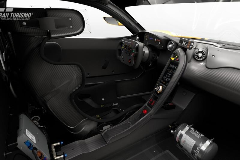 McLaren P1 GTR'16