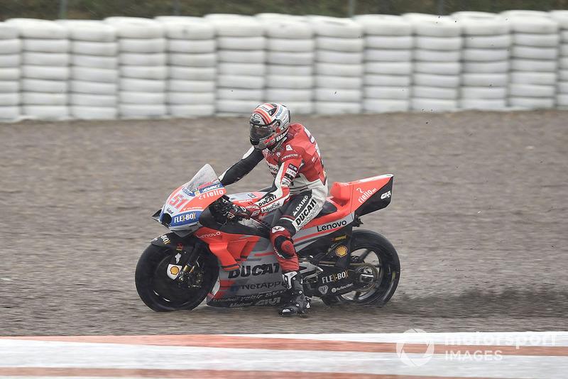 Michele Pirro, Ducati team se va largo