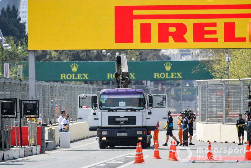 FIA needed German GP start lights fix after bus slammed into