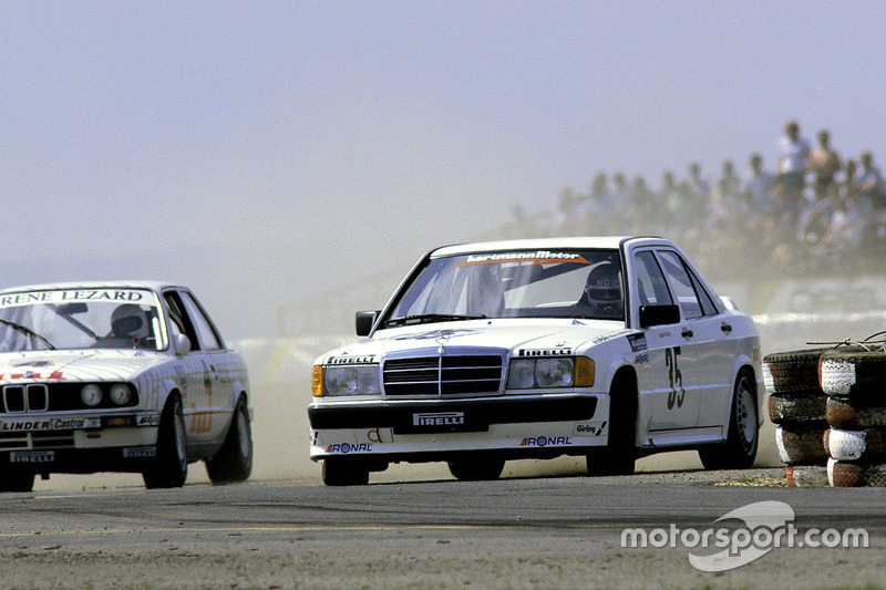 1985: Leopold Gallina, Mercedes-Benz 190 E