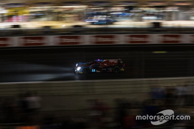 #33 Eurasia Motorsport Ligier JS P217 Gibson