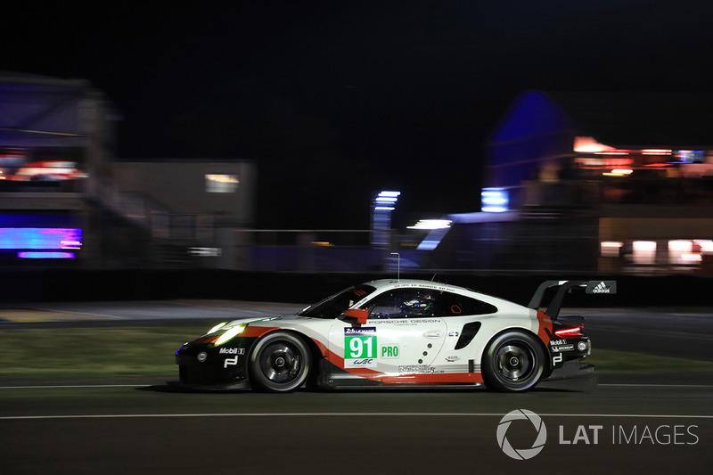 13. GTE-Pro: #91 Porsche Team, Porsche 911 RSR