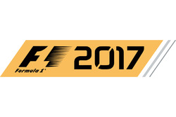 Logo: Codemasters F1 2017