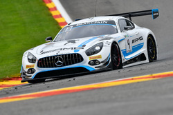 #4 Black Falcon Mercedes-AMG GT3: Adam Christodoulou, Yelmer Buurman, Luca Stolz