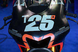 Maverick Viñales, Yamaha Factory Racing bike detail