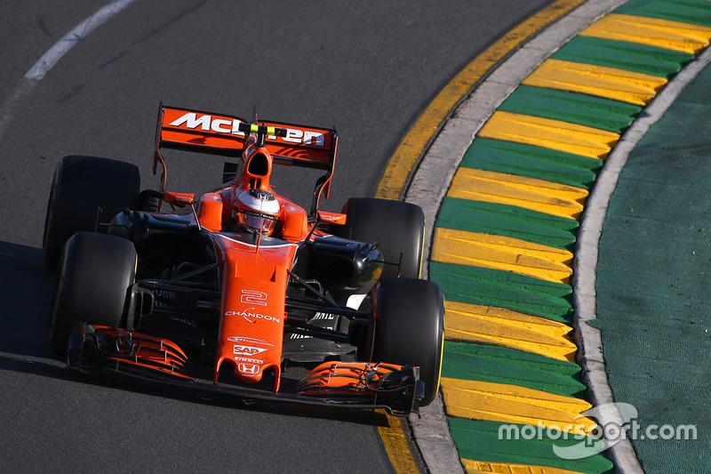Stoffel Vandoorne, McLaren, MCL32