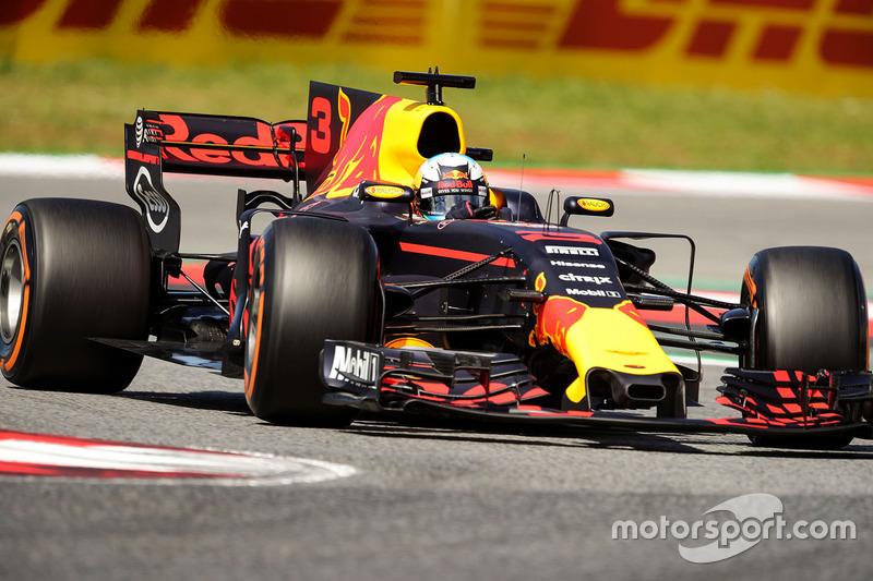 6: Даниэль Риккардо, Red Bull Racing RB13