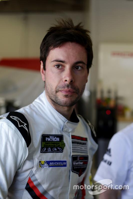 Frédéric Makowiecki, Porsche Team North America