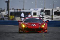 #62 Risi Competizione Ferrari 488 GTE: Тоні Віландер, Джанкарло Фізікелла, Джеймс Каладо