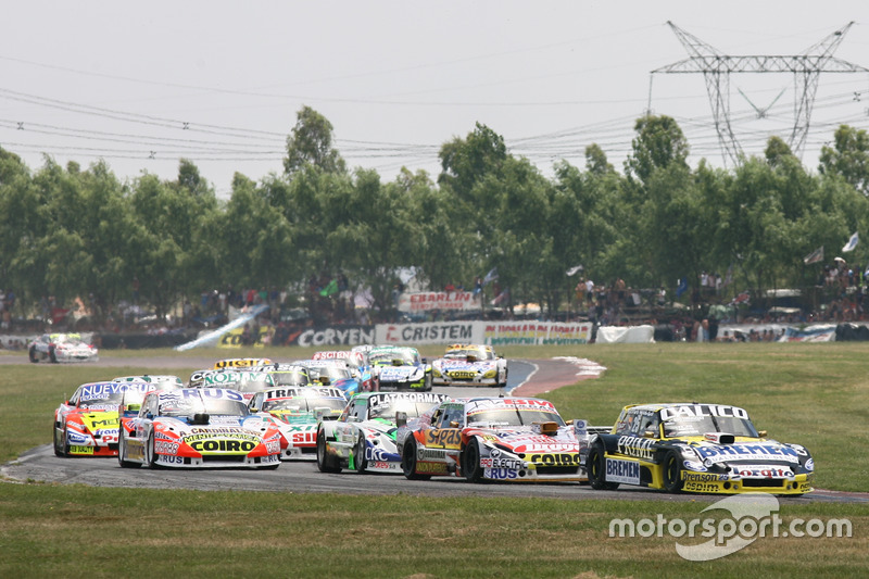 Emanuel Moriatis, Martinez Competicion Ford, Sergio Alaux, Coiro Dole Racing Chevrolet, Santiago Man