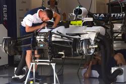 Williams FW40 detalle