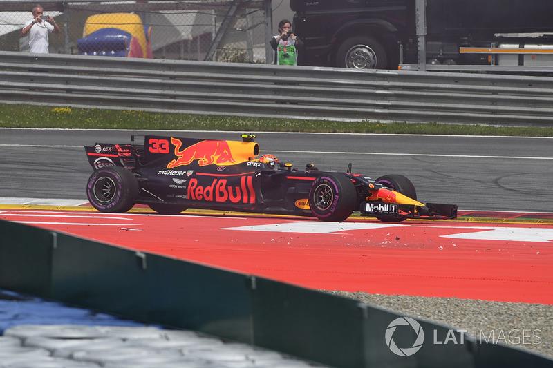 4 місце — Макс Ферстаппен (Нідерланди, Red Bull) — коефіцієнт 19,00
