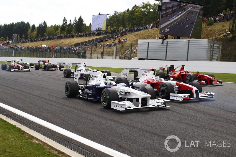2009: BMW Sauber F1.08