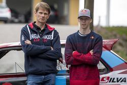 Kalle Rovanperä, Marcus Gronholm
