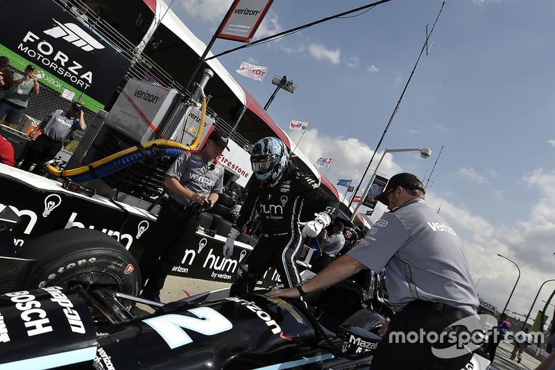 Josef Newgarden, Team Penske, Chevrolet