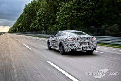BMW M8 发布