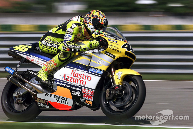 2001 - Honda (500cc)