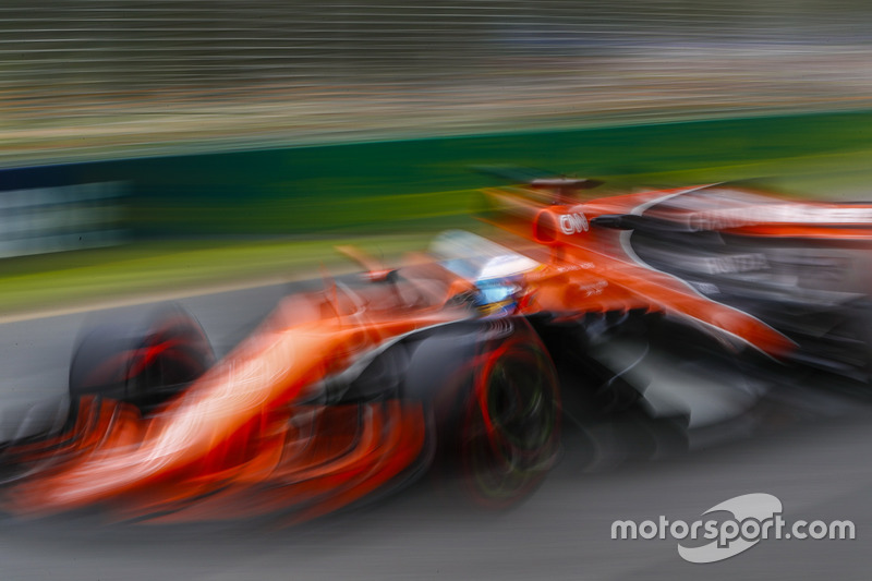 Фернадо Алонсо, McLaren MCL32
