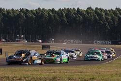 Josito Di Palma, Laboritto Jrs Torino, Gaston Mazzacane, Coiro Dole Racing Chevrolet, Agustin Canapino, Jet Racing Chevrolet