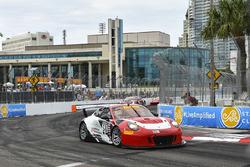 #58 Wright Motorsports Porsche 911 GT3 R: Patrick Long