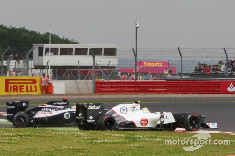 2012: Sergio Pérez, Sauber C31
