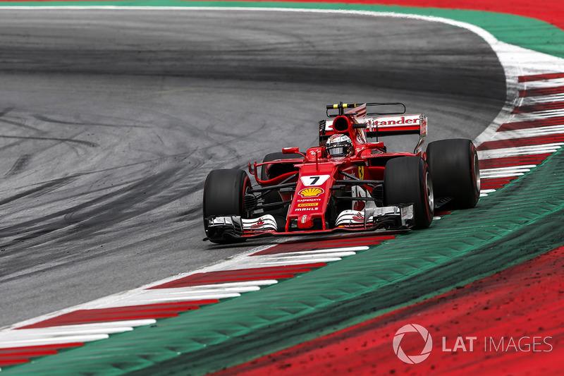 4 місце - Кімі Райкконен, Ferrari