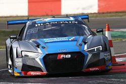 #3 Team WRT Audi R8 LMS: Jake Dennis, Pieter Schothorst