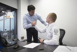Valtteri Bottas, Mercedes, Toto Wolff, Director ejecutivo Mercedes AMG F1