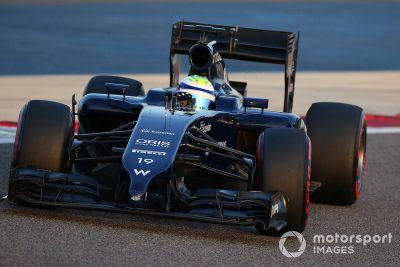 April Bahrain testing