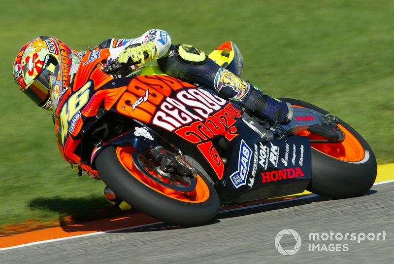 GP de Valence 2003 - Honda (MotoGP)
