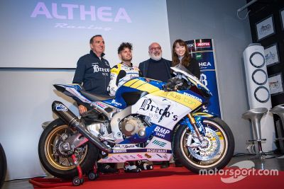 Althea Racing launch