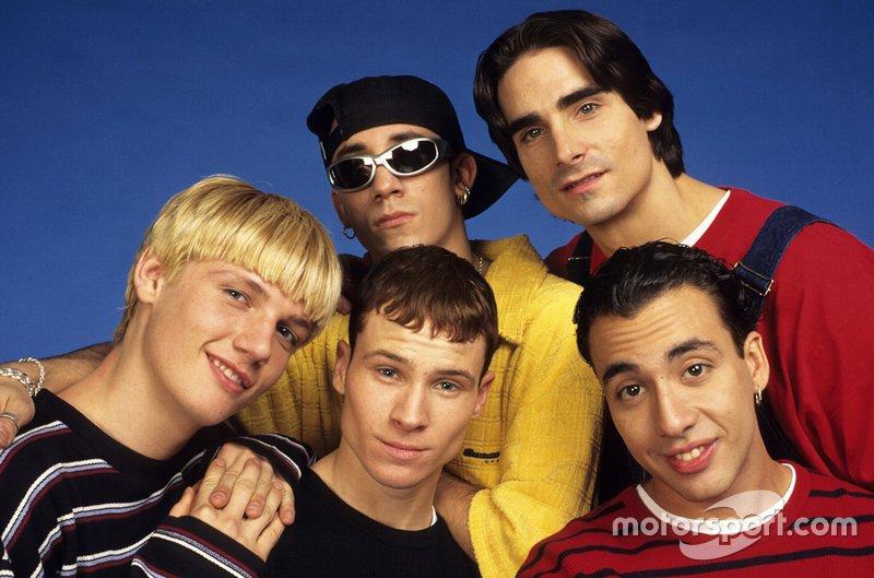 и Backstreet Boys