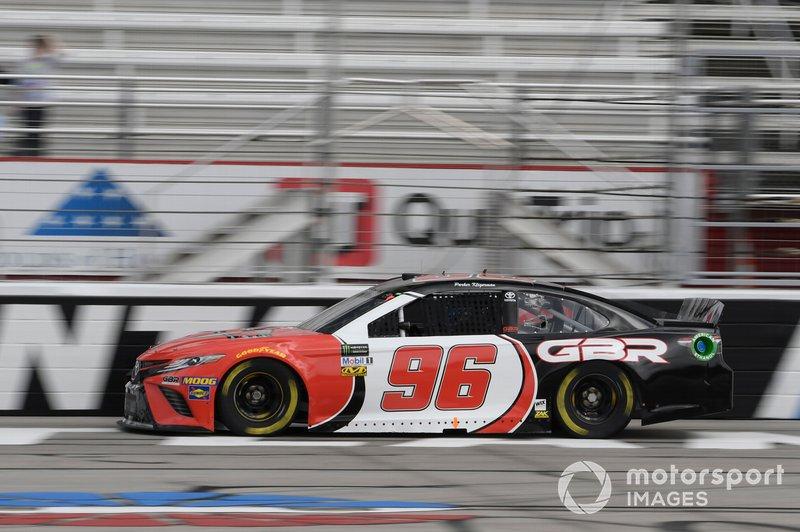 34. Parker Kligerman, Gaunt Brothers Racing, Toyota Camry Gaunt Brothers Racing