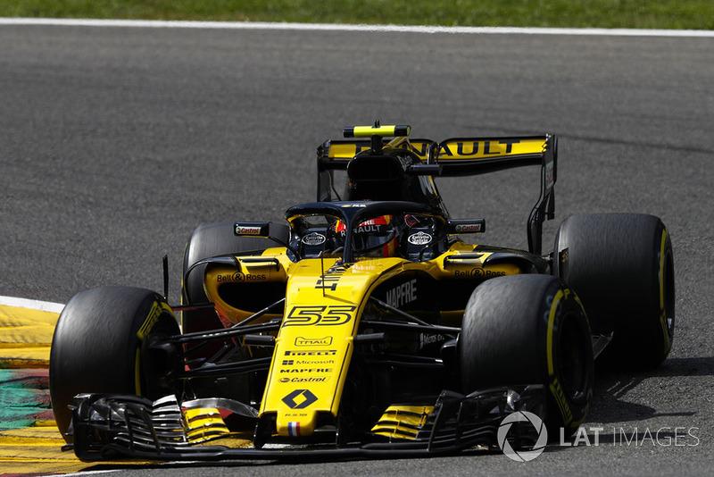 19. Карлос Сайнс, Renault Sport F1 Team R.S. 18, 1'44.489 (штраф)