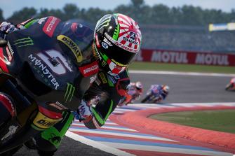 Screenshot di MotoGP 18