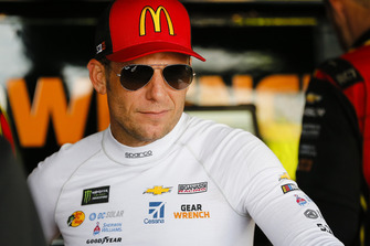 Jamie McMurray, Chip Ganassi Racing, Chevrolet Camaro McDonald's 50 Years of Big Mac