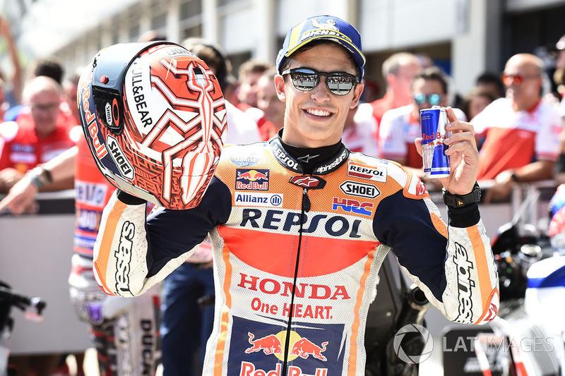 Володар поул-позиції Марк Маркес, Repsol Honda Team