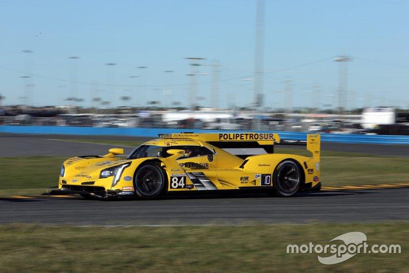 #84 JDC-Miller Motorsports Cadillac DPi-V.R: Simon Trummer, Stephen Simpson, Chris Miller, Juan Piedrahita