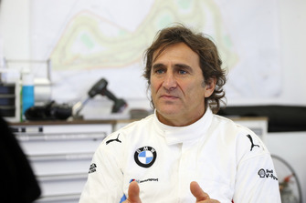 Alex Zanardi, BMW M8 GTE