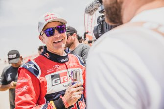 Жиньель де Вильерс, Toyota Gazoo Racing SA