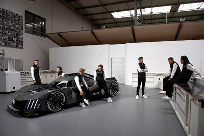 Präsentation: Peugeot 9X8