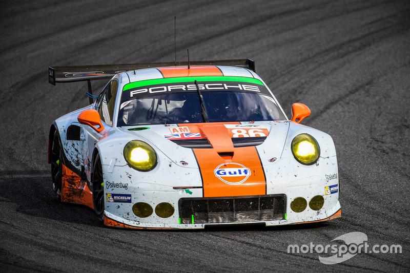 5. LMGTE-Am: #86 Gulf Racing, Porsche 911 RSR