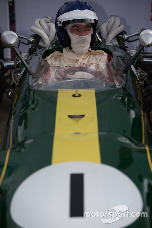 Lotus-BRM 43 - Andy Middlehurst