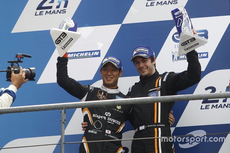 GT3: 3. Egidio Perfetti, Klaus Bachler, Mentos Racing
