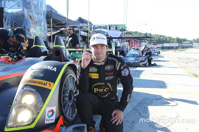 PC-Polesitter: #52 PR1 Mathiasen Motorsports, ORECA FLM09: Robert Alon, Tom Kimber-Smith, Jose Gutie