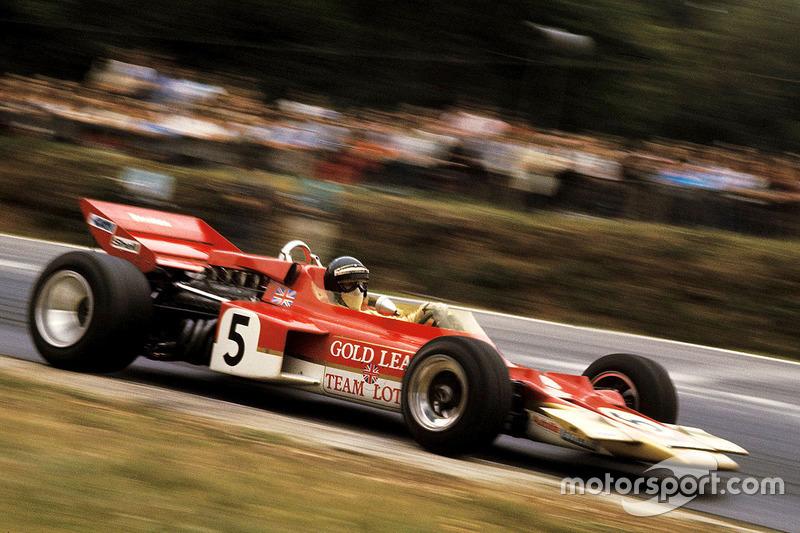 Lotus 72C (1970-1971)