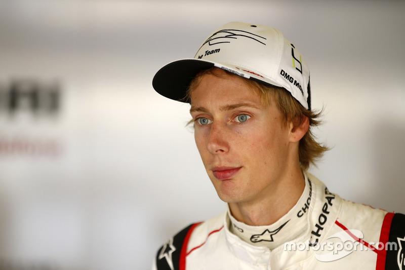 #1 Porsche Team, Porsche 919 Hybrid: Brendon Hartley